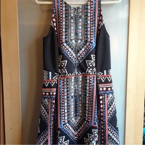 💕2/$22 Aztec dress